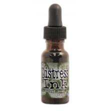 Tim Holtz Distress Ink Re-Inker 14ml - Forest Moss