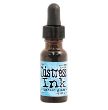 Tim Holtz Distress Ink Re-Inker 14ml - Tumbled Glass
