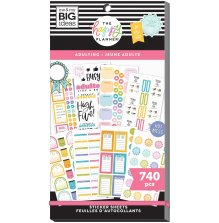 Me & My Big Ideas Happy Planner Sticker Value Pack - Adulting
