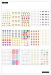 Me & My Big Ideas Happy Planner Sticker Value Pack - Happy Hour