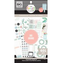 Me & My Big Ideas Happy Planner Sticker Value Pack - Farmhouse BIG