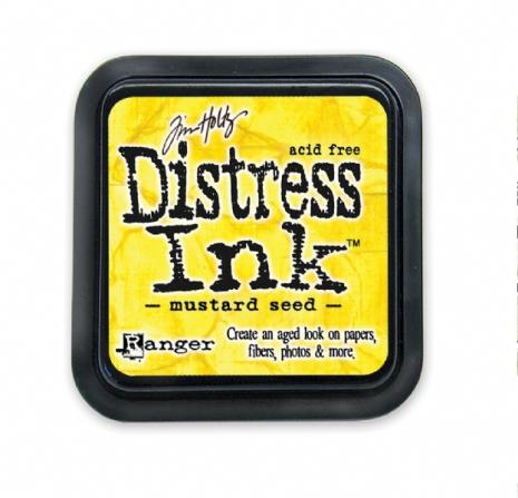 Tim Holtz Distress Ink Pad - Mustard Seed
