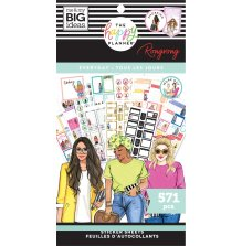 Me & My Big Ideas Happy Planner Sticker Value Pack - Rongrong Everyday