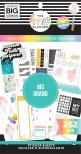 Me & My Big Ideas Happy Planner Sticker Value Pack - Color Story BIG
