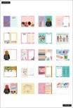 Me & My Big Ideas Happy Planner Tiny Sticker Pad - Stronger Together
