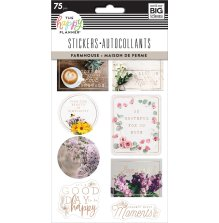 Me & My Big Ideas Happy Planner Stickers 5 Sheets - Farmhouse
