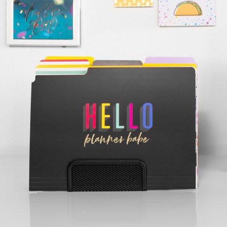 Me & My Big Ideas Desk File Folders - Be Kind