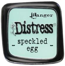 Tim Holtz Distress Enamel Collector Pin - Speckled Egg