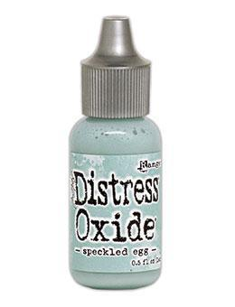 Tim Holtz Distress Oxide Ink Reinker 14ml - Speckled Egg