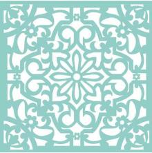 Kaisercraft Decorative Die - Square Card Front DD582