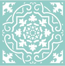Kaisercraft Decorative Die - Square Card Front DD583