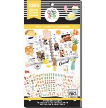 Me & My Big Ideas Happy Planner Sticker Value Pack - Food