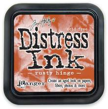 Tim Holtz Distress Ink Pad- Rusty Hinge