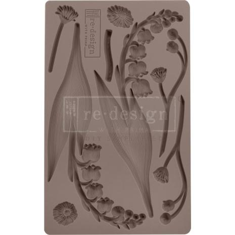 Prima Redesign Mould 5X8 - Bell Orchids