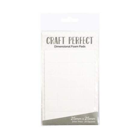 Tonic Studios Craft Perfect Adhesives - Dimensional Foam Pads 25mm 9752E