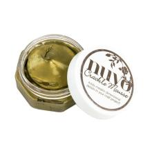 Tonic Studios Nuvo Crackle Mousse - Egyptian Gold 1398N