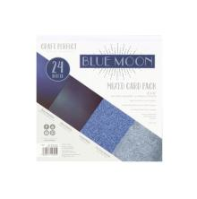 Tonic Studios Craft Perfect 6x6 Card Packs - Blue Moon 9395E