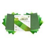 Tonic Studios Craft Perfect 6x6 Card Packs - Green Valley 9393E