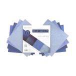 Tonic Studios Craft Perfect 6x6 Card Packs - Blue Moon 9395E
