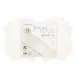 Tonic Studios Craft Perfect 6x6 Card Packs - Precious Pearl 9396E