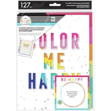 Me & My Big Ideas CLASSIC Planner Companion Accessories - Color Me