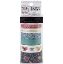 Paige Evans Washi Tape 8/Pkg - Bloom Street