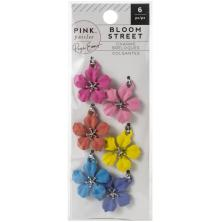 Paige Evans Charms 6/Pkg - Bloom Street