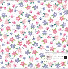 Paige Evans Specialty Paper 12X12 - Bloom Street