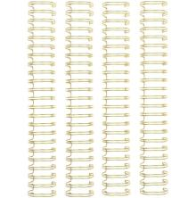 We R Memory Keepers Cinch Wires 1inch 4/Pkg - Gold