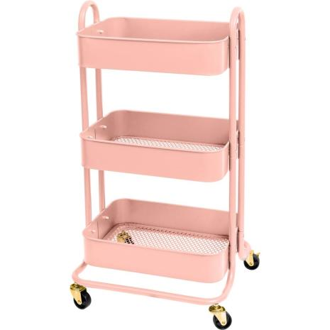 We R Memory Keepers A La Cart With Handles - Pink