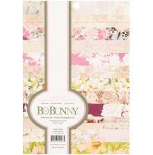 BoBunny Single-Sided Paper Pad 6X8 36/Pkg - Garden Grove