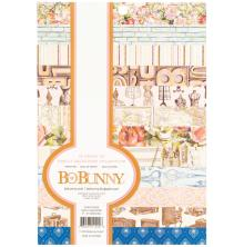 BoBunny Single-Sided Paper Pad 6X8 36/Pkg - Family Heirlooms