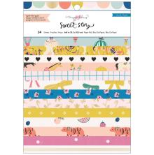 Maggie Holmes Card Making Pad 6X8 24/Pkg - Sweet Story