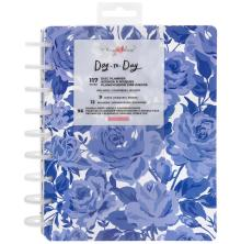 Maggie Holmes Day-To-Day Undated 12 Month Planner 7.5X9.5 - Sweet Rose