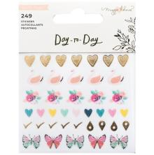 Maggie Holmes Planner Mini Sticker Book - Day-To-Day Icons