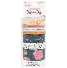 Maggie Holmes Planner Washi Tape 8/Pkg - Day-To-Day Calendar