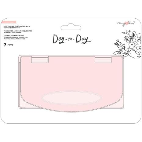 Maggie Holmes Planner Adjustable Punch Board - Day-To-Day