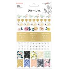 Maggie Holmes Planner Sticker Book - Day-To-Day Phrase