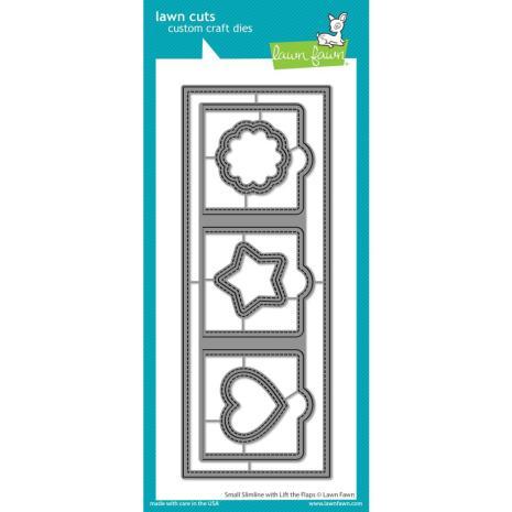 Lawn Cuts Custom Craft Die - Small Slimline W/Lift The