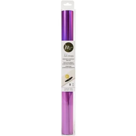 Heidi Swapp Minc Reactive Foil 12.25X6ft - Iridescent Ultraviolet