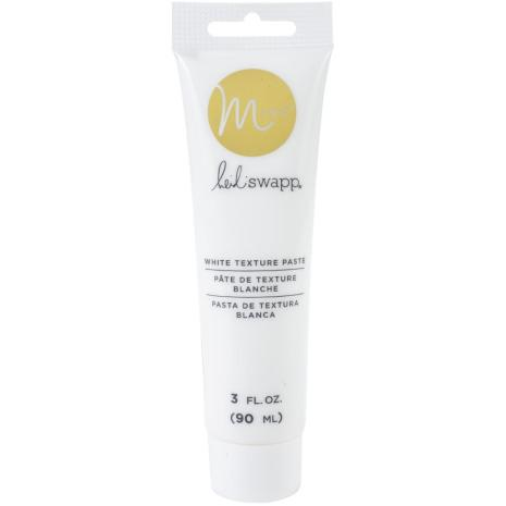 Heidi Swapp Minc Texture Paste 90ml - White
