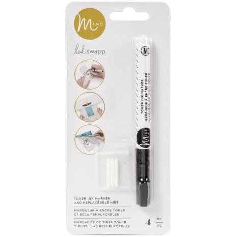 Heidi Swapp Minc Toner Ink Pen With Spare Nibs