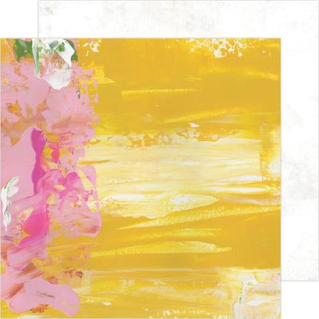 Heidi Swapp Art Walk Cardstock 12X12 - Terrace
