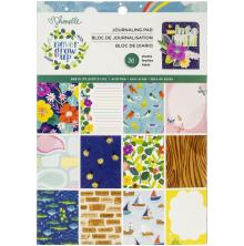 Shimelle Single-Sided Paper Pad 6X8 36/Pkg - Never Grow Up