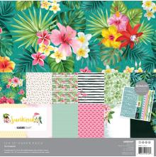 Kaisercraft Paper Pack 12X12 12/Pkg - Sunkissed
