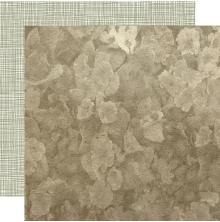Kaisercraft Fallen Leaves Double-Sided Cardstock 12X12 - Crisp Air