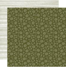 Kaisercraft Fallen Leaves Double-Sided Cardstock 12X12 - Great Escapes