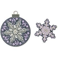Sizzix Thinlits Dies - Layered Snowflake 20-07