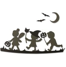 Sizzix Thinlits Dies - Halloween Silhouettes 20-07