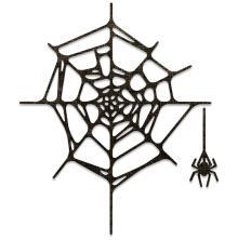 Tim Holtz Sizzix Thinlits Dies - Spider Web 20-07